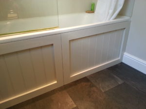 Bespoke bath panel